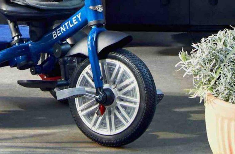 Bentley bringt ein erschwingliches Dreirad auf den Markt