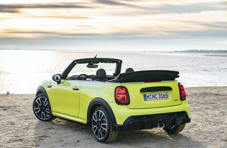 Lassen Sie die Sonne mit dem neuen MINI Cabrio scheinen